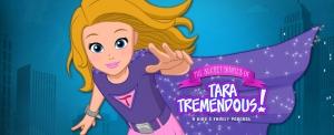 The Secret Diaries Of Tara Tremendous - Wonkybot Studios