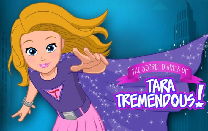 Tara Tremendous - Wonkybot Studios