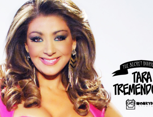 Real Housewives Of Melbourne's Gina Liano Joins Wonkybot's Tara Tremendous