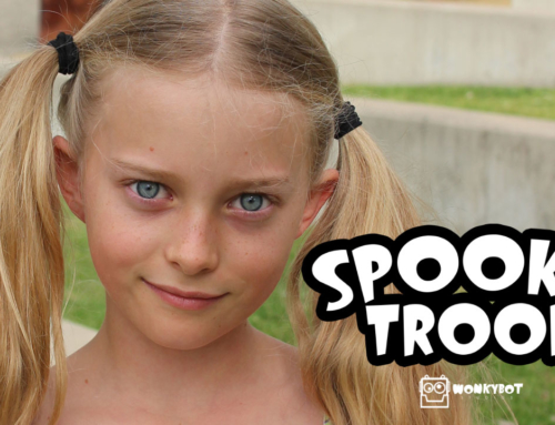 Wonkybot Casts Maia McLachlan For New Podcast Series 'Spooky Troop'