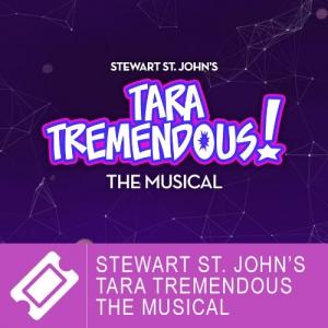 Stewart St. John's Tara Tremendous The Musical