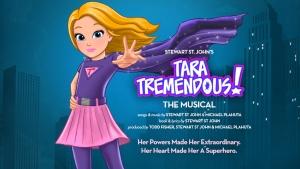 Stewart St John's Tara Tremendous The Musical