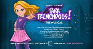 Tara Tremendous The Musical