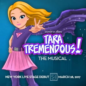 Wonkybot Studios - Tara Tremendous The Musical