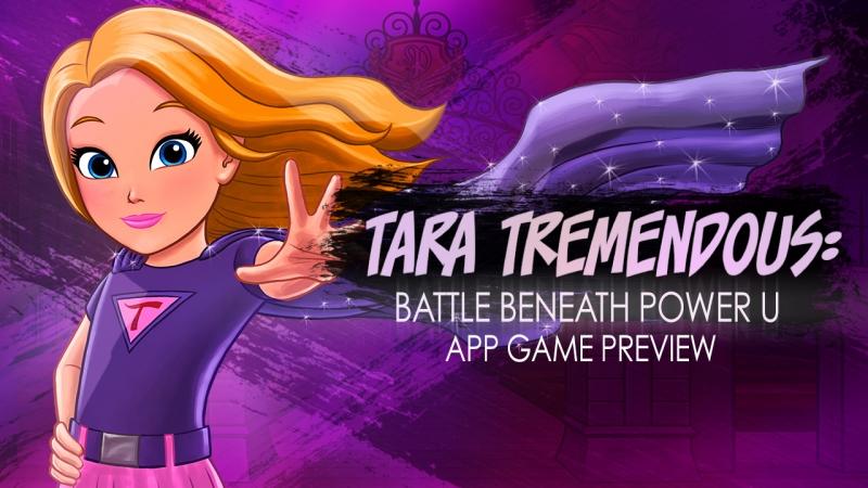 Wonkybot Releases Sneak Peek Of New Tara Tremendous Game