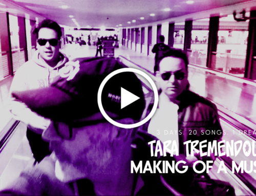 """Tara Tremendous: Making Of A Musical – """"The Journey Begins"""" Ep. 1"""