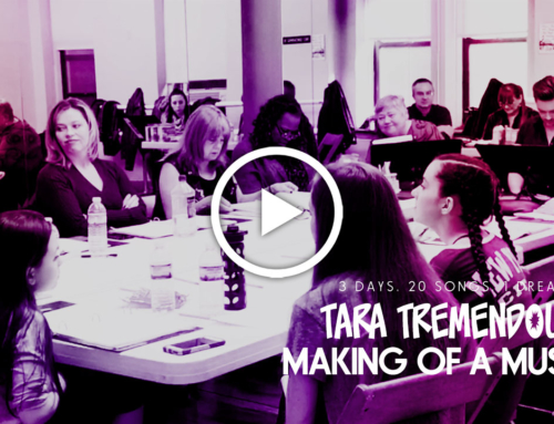 "Tara Tremendous: Making Of A Musical – ""What It Takes"" Ep. 2"