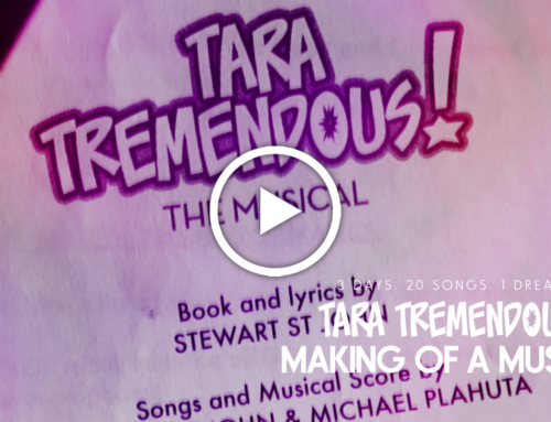 "Tara Tremendous: Making Of A Musical – ""Rehearsal"" Ep. 3"