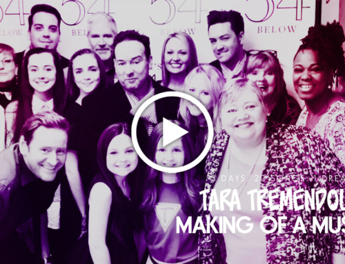 "Tara Tremendous: Making Of A Musical – ""Show Time"" Ep. 4"