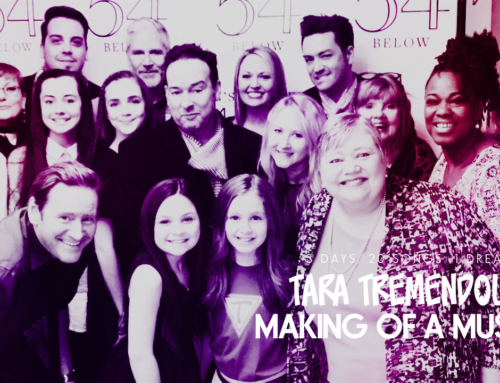 Tara Tremendous MAKING OF Docuseries Season One Finale Airs Tonight