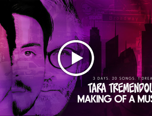 Wonkybot Announces New Docuseries Tara Tremendous: Making Of A Musical