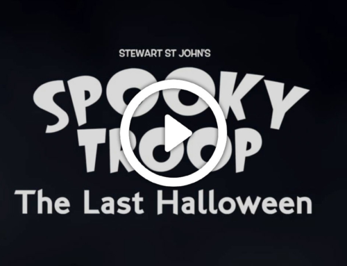 First Promo For 'Spooky Troop: The Last Halloween' Audio Adventure Story