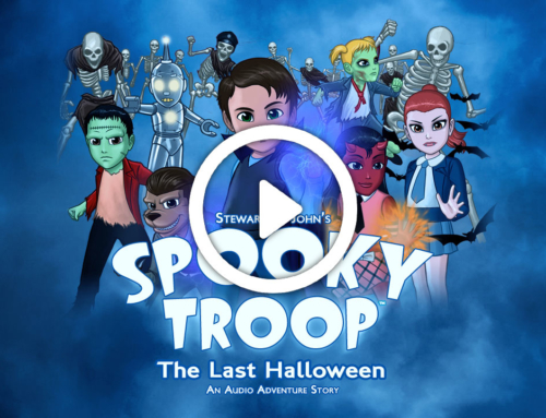 Wonkybot Studios Releases 'Spooky Troop – The Last Halloween' Audio Adventure