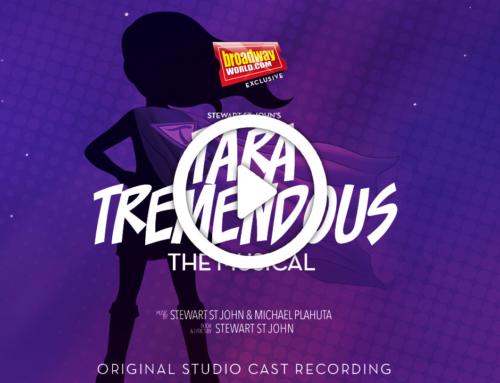 Tara Tremendous – The Musical Cast Album: Cover, Release Date, Promo Revealed