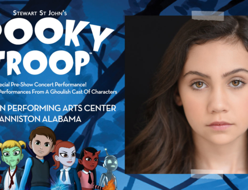 Spooky Troop Musical:  Anna Bella Foster Cast As 'FiFi The Fairy'