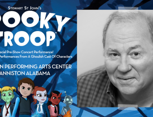 Spooky Troop Musical:  Keith Owens To Play Ghostly 'Mayor Tullubub'