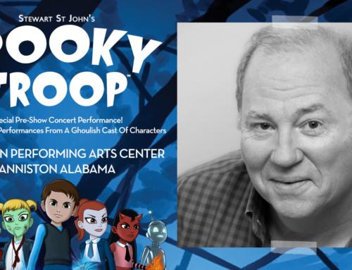 Spooky Troop Musical:  Keith Owens To Play Ghostly 'Mayor Tullubub'