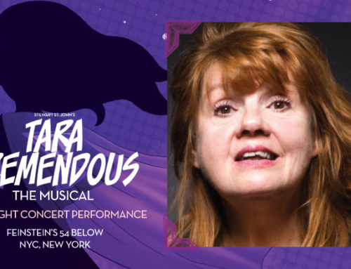 'Orange Is The New Black' Actress Annie Golden Is Epic Mama in Tara Tremendous Concert