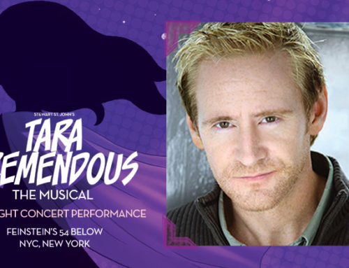 Broadway's Bart Shatto Cast As Tara's Dad In Tara Tremendous The Musical Concert