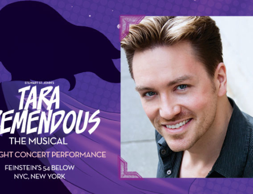 The Doctor Is In: Broadway's Brian Charles Rooney To Play 'Dr. Epic' In Tara Tremendous The Musical