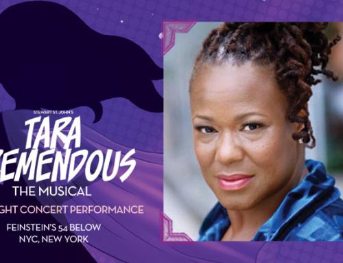 Broadway's Kecia Lewis Joins Tara Tremendous Musical Concert As Super Heroine 'Dina Dinosaurus'