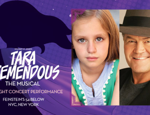 Monkees' Micky Dolenz And Matilda The Musical's MiMi Ryder Join Cast Of Stewart St. John's Tara Tremendous The Musical