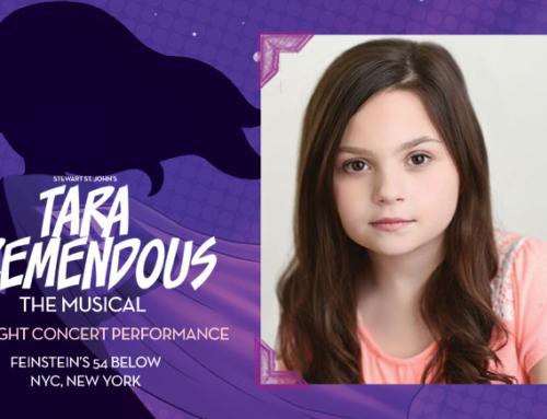 Wonkybot Casts Ramsey Whitney In NYC Tara Tremendous Musical Concert
