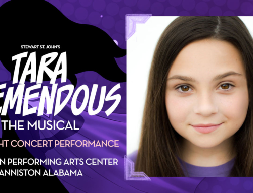 Ramsey Whitney Joins Tara Tremendous The Musical In Anniston Concert