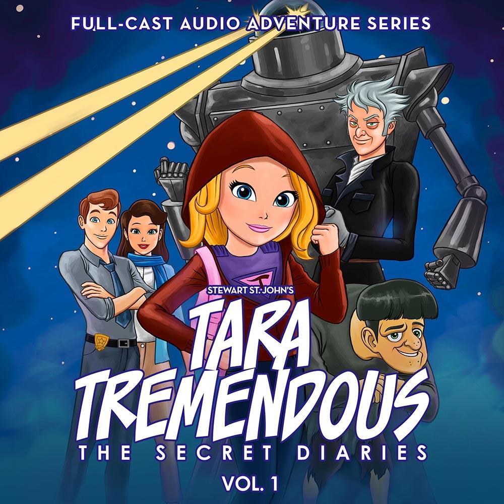 Tara Tremendous Secret Diaries