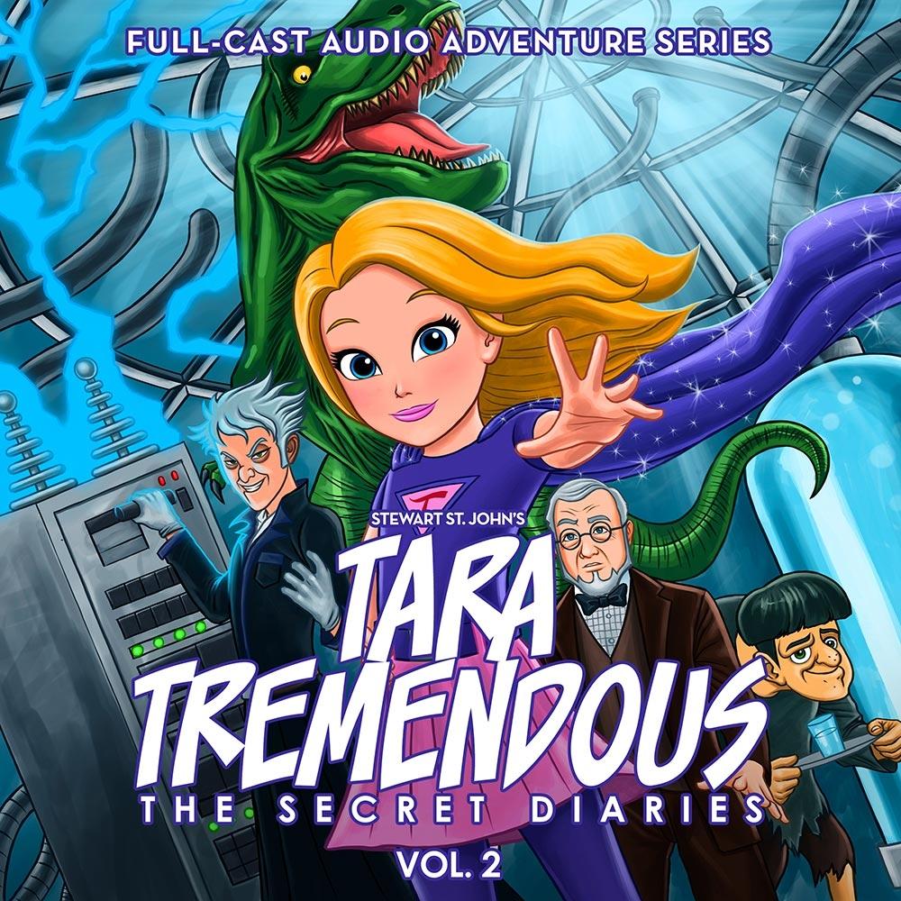 Tara Tremendous Secret Diaries Vol 2