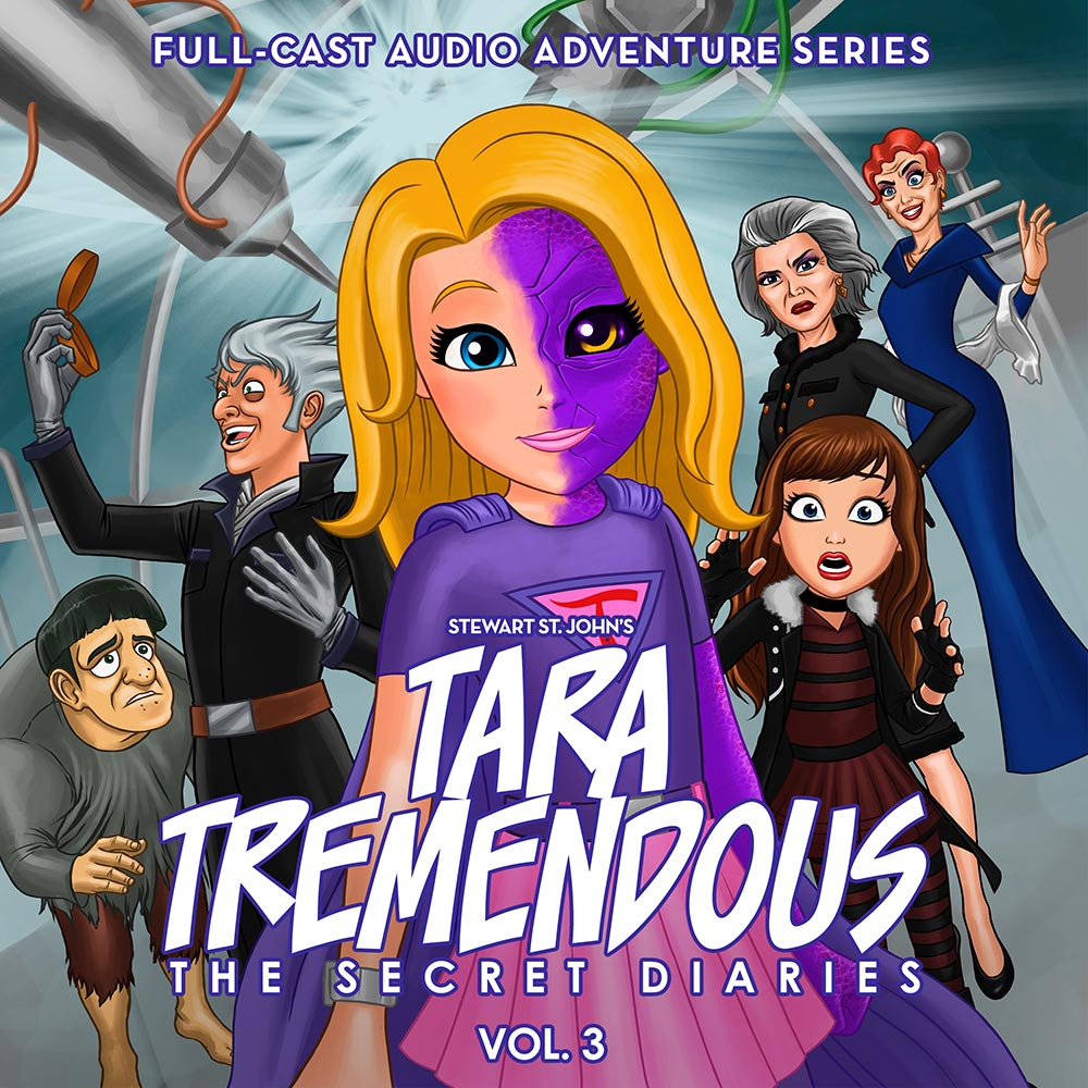 Tara Tremendous Secret Diaries Vol3